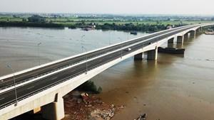 Hội đồng nghiệm thu nhà nước chấp thuận thông xe cao tốc Hạ Long - Hải Phòng