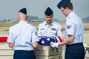 Hồi hương 1 bộ hài cốt quân nhân Hoa Kỳ