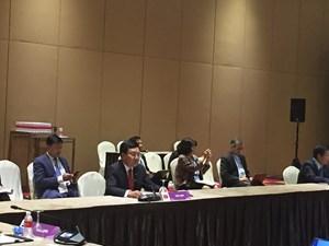 Hội nghị Bộ trưởng Ngoại giao hợp tác Mê Công – Hàn Quốc lần thứ 8