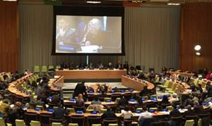 Hội nghị Liên hợp quốc về HIV/AIDS: Khẳng định quyết tâm thanh toán dịch bệnh thế kỷ