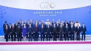 Hội nghị thượng đỉnh G20: Nga đề xuất G20 làm nền tảng cải tổ WTO