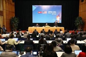 Hội nghị thượng đỉnh Mỹ- Triều lần thứ 2: Sự kiện đối ngoại hàng đầu năm 2019