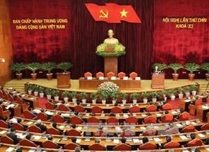 Hội nghị Trung ương 9: Xây dựng quy hoạch Ban Chấp hành Trung ương khóa tới