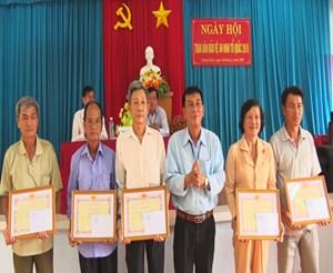 Hội Nông dân với phong trào Toàn dân bảo vệ an ninh Tổ quốc