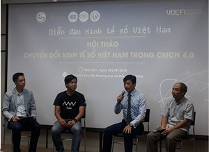 Hội thảo Chuyển đổi kinh tế số Việt Nam