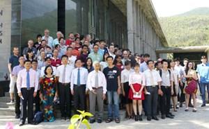 Hội thảo đầu tiên ở Việt Nam về sự hình thành các ngôi sao