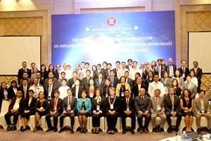 Hội thảo khu vực ASEAN về vận dụng Công ước Luật biển