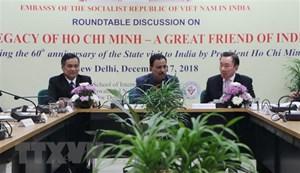 Hội thảo kỷ niệm 60 năm Chủ tịch Hồ Chí Minh thăm chính thức Ấn Độ