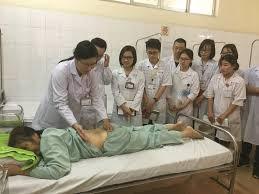 Hội thi điều dưỡng, hộ sinh giỏicấp ngành