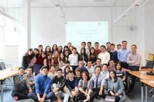 Hội trại kết nối sinh viên Việt Nam toàn Đức