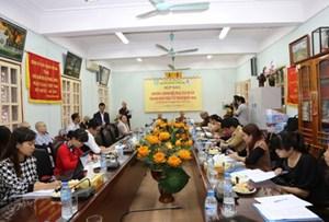 Hội trại tập huấn Thanh niên Phật tử toàn quốc