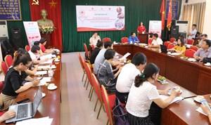 Hội trại Tình nguyện viên, thanh niên Chữ thập đỏ toàn quốc lần thứ V