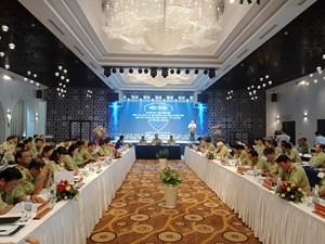 Hội nghị sơ kết kết quả thực hiện quy chế phối hợp các Cục Quản lý thị trường