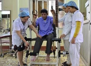Hơn một triệu người khuyết tật nặng được cấp thẻ Bảo hiểm y tế