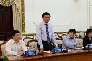 Hợp nhất Văn phòng Đoàn ĐBQH TP Hồ Chí Minh về UBND TP Hồ Chí Minh