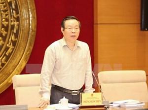 Họp Tiểu ban Nhân sự và giải quyết khiếu nại, tố cáo - Hội đồng Bầu cử Quốc gia