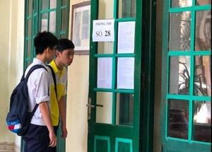 Hướng dẫn nhập học trực tuyến lớp 10 THPT của Hà Nội