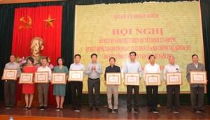 Hướng tới Đại hội MTTQ Việt Nam các cấp, nhiệm kỳ 2019-2024:  Đổi mới, sáng tạo theo hướng sát cơ sở, gần dân