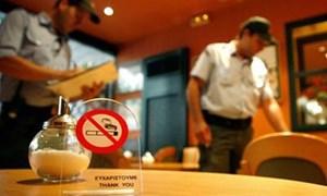 'Nhà hàng không khói thuốc'