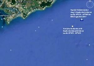 Huy động phương tiện tìm kiếm 11 thuyền viên mất tích trên biển