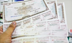 Huy động thành công 4.500 tỷ đồng trái phiếu Chính phủ