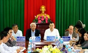 Huyện Phú Hòa vận động hơn 582 triệu đồng Quỹ 'Vì người nghèo'