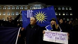 Hy Lạp: Tranh cãi xung quanh thỏa thuận đổi tên nước