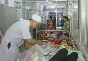 Đắk Lắk:200 người nhập viện do ngộ độc thức ăn tại đám cưới
