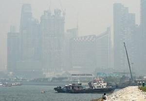 Indonesia đốt rừng, cả Đông Nam Á chìm trong khói bụi