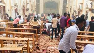 [Infographics] Nổ liên tiếp ở Sri Lanka: Ít nhất 185 người thiệt mạng