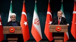 Iran và Thổ Nhĩ Kỳ tăng cường quan hệ và hợp tác