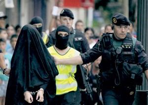 Iraq bắt 4 thiếu nữ Đức bị nghi ủng hộ phiến quân