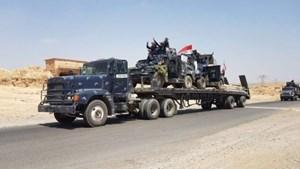 Iraq bắt đầu chiến dịch giành lại thành trì của IS gần Mosul