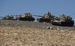 Iraq cảnh báo 'chiến tranh khu vực' nếu Thổ Nhĩ Kỳ không rút quân