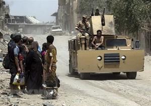 Iraq: Mở chiến dịch quy mô lớn chống IS