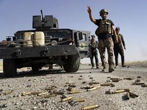 Iraq nối lại chiến dịch tấn công Mosul