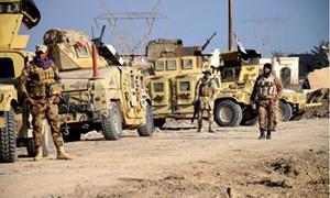 Iraq tổng tấn công tái chiếm Ramadi khỏi tay IS