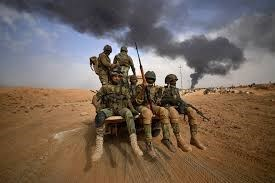 Iraq: Triệt phá sào huyệt lớn nhất của IS tại miền Tây