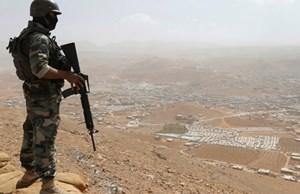 IS bắn 7 quả rocket loại Grad vào lãnh thổ Liban từ nơi trú ẩn