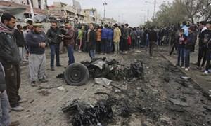 IS đánh bom xe ở thủ đô Iraq, hơn 60 người thương vong