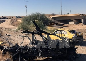 IS khủng bố kinh hoàng ở Iraq, 14 cảnh sát chết cùng nhiều dân thường