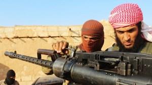 IS tấn công căn cứ có cố vấn quân sự Mỹ ở Iraq