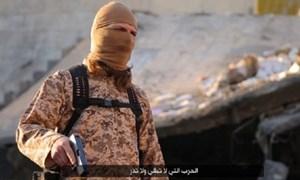 IS tung video đao phủ Pháp hành quyết con tin