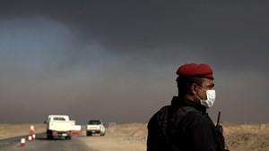 IS và các chiến lược phòng thủ khiến liên quân đau đầu