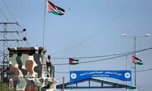 Israel mở lại cửa khẩu trên bộ vào Gaza