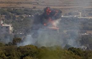 Israel ném bom Syria, 2 binh sĩ thiệt mạng