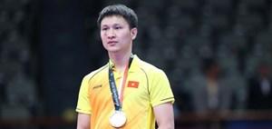 Karate Việt Nam giành huy chương bạc Kumite hạng +84kg