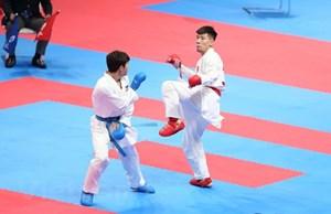 Karate xuất quân ngày thứ hai không như mong đợi