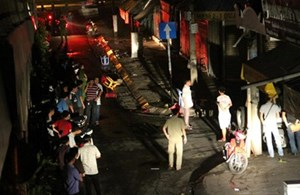 Kẻ sát hại bé trai 13 tuổi ở Sài Gòn bị bắt