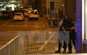 Kẻ tấn công sân vận động Manchester Arena chết khi thực hiện vụ nổ